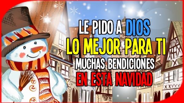 mensaje navidad