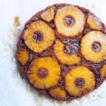 Receta: Unbaked tart pineapple