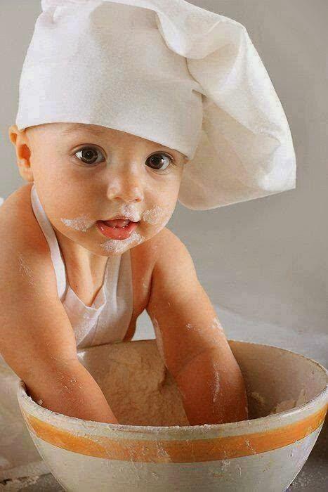 bebe cocinero