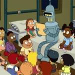 Juegos en la Cocina de Bender