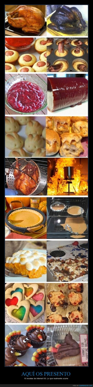 ficcion  realidad comidas