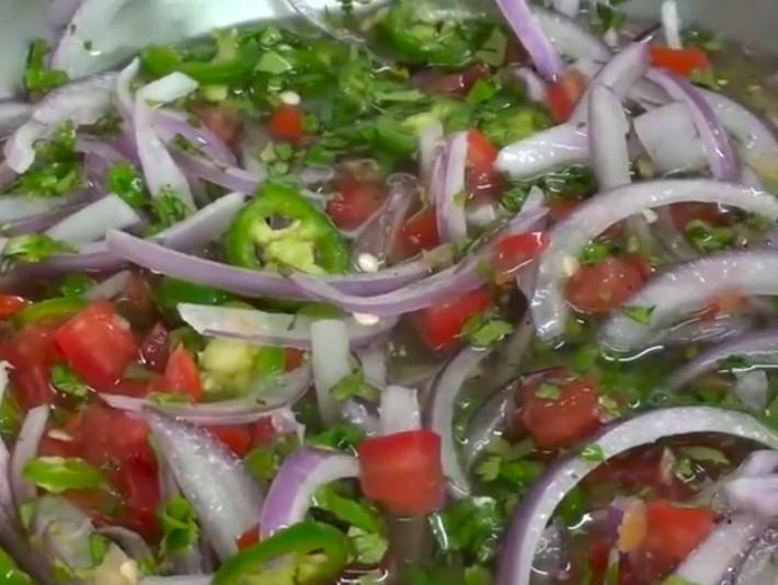 salsa borracha sencilla