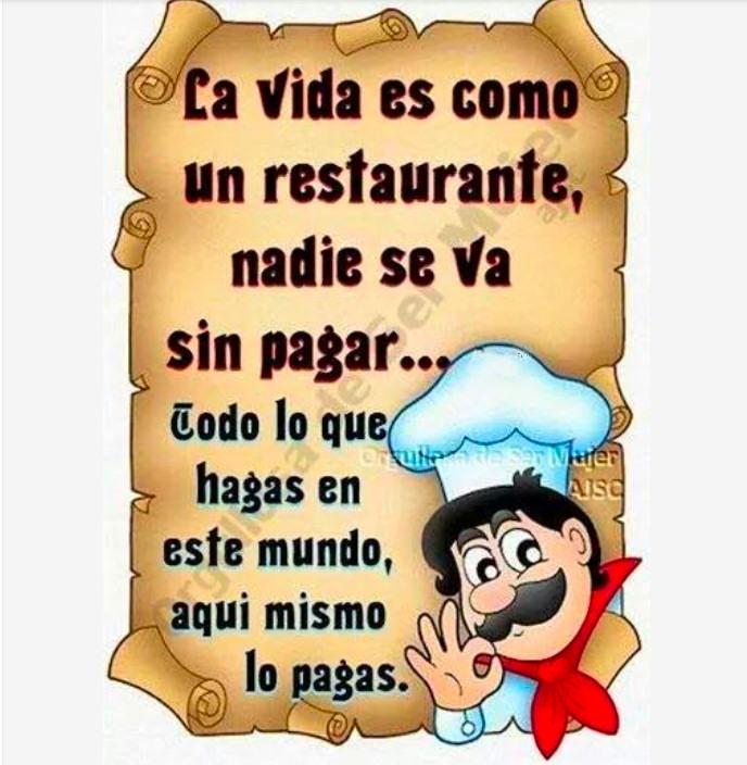 vida restaurante