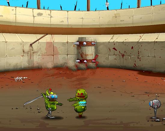 juego terrorificos monstruos