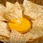 Receta de salsa de queso para nachos