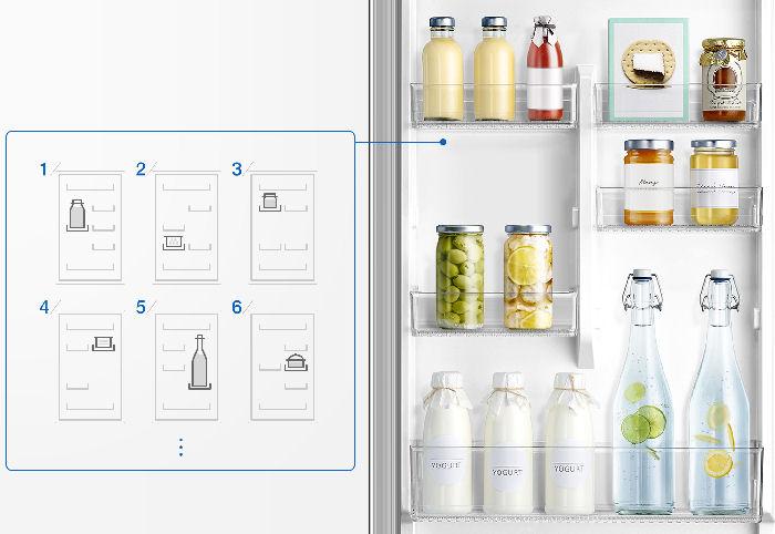 baldas frigorifico