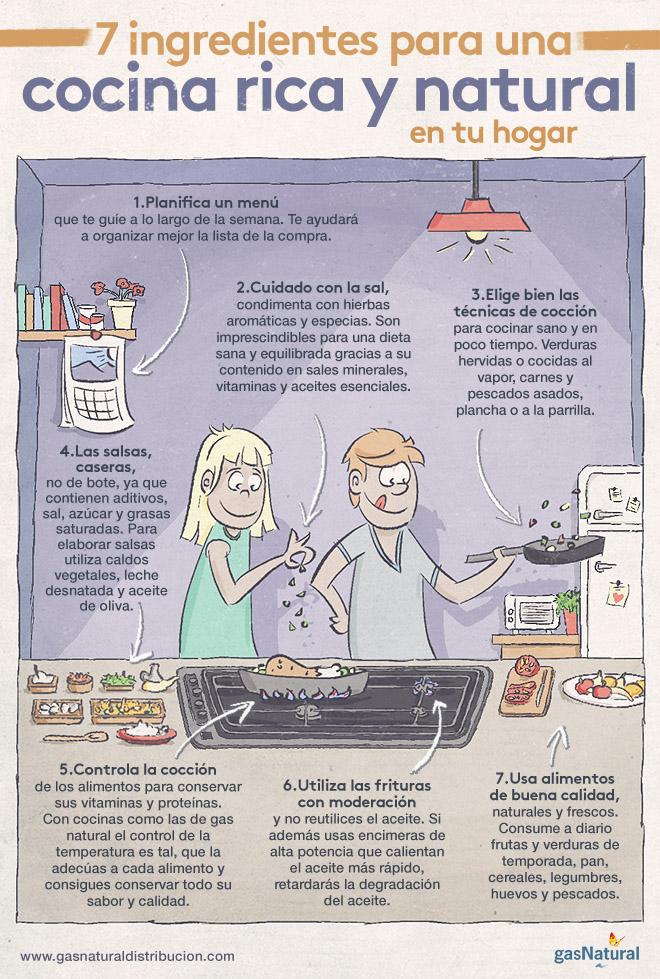 consejos cocina
