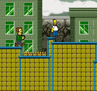 juego-plataforma-simpson