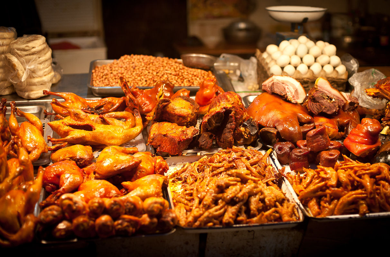 platos chinos