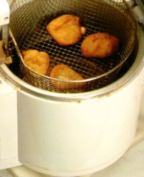 bunuelos fritos