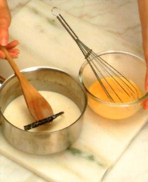 charlota fresas crema vainilla