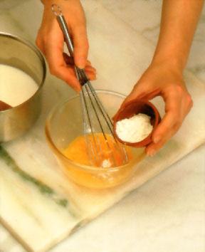 crema pastelera preparacion
