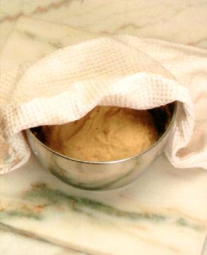 pan brioche masa