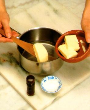 pasta choux preparacion