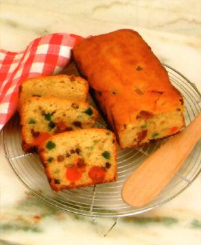 plum cake horneado