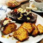 Plum cake inglés