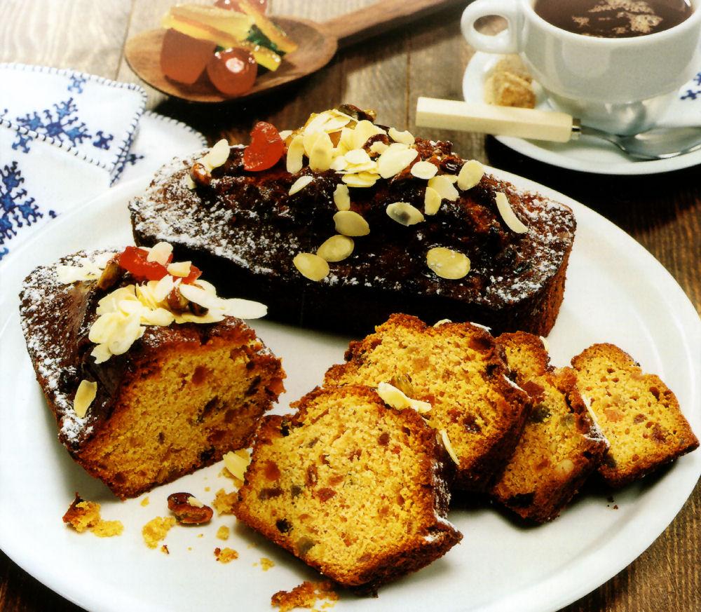 plum cake ingles