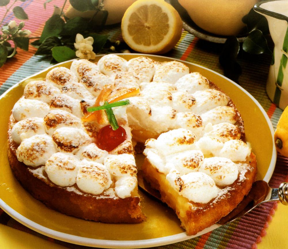tarta limon merengue