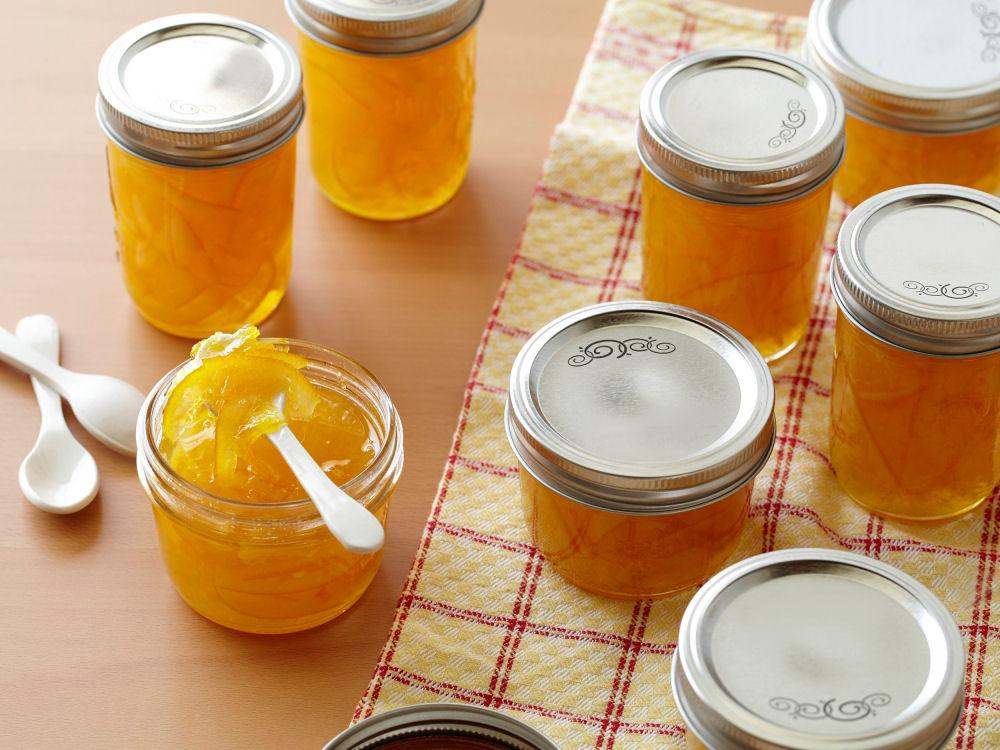 naranja mermelada