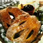 Pan de aceitunas
