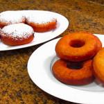 Receta sencilla de donuts caseros