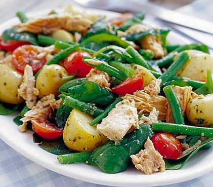 ensalada-judias-verdes