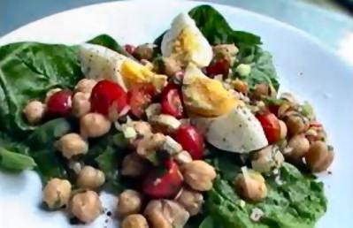 receta-garbanzos-espinacas