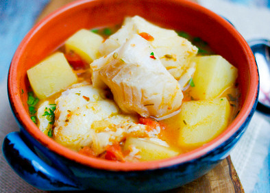 receta-patatas-arroz-bacalao