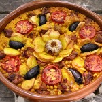 Receta de arroz al forn (horno)