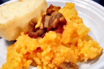 Receta de patatas revolconas