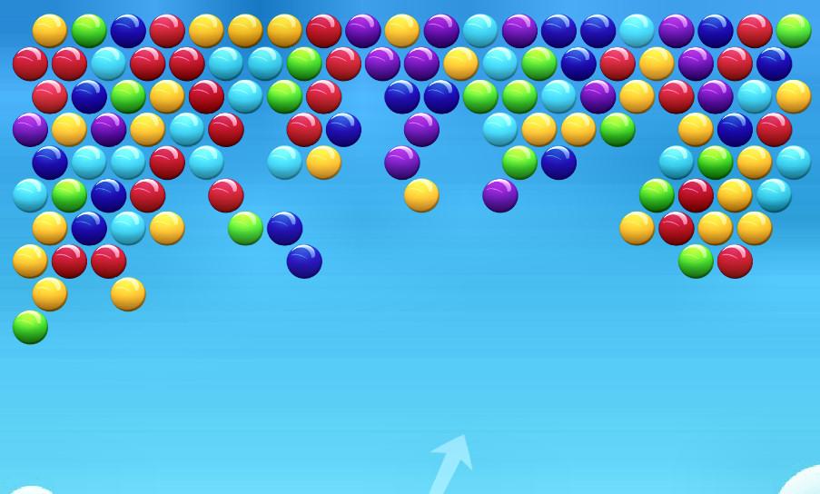juego-pegar-bolas-colores-pegajosas