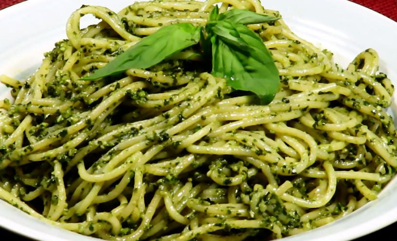receta-espaguetis-pesto