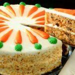 Receta plumcake de zanahorias
