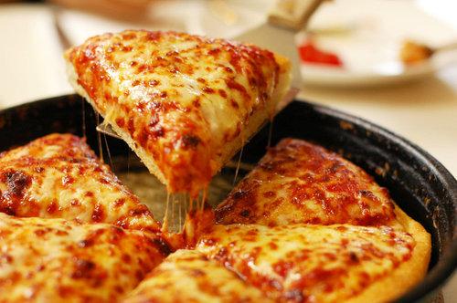 pizza por