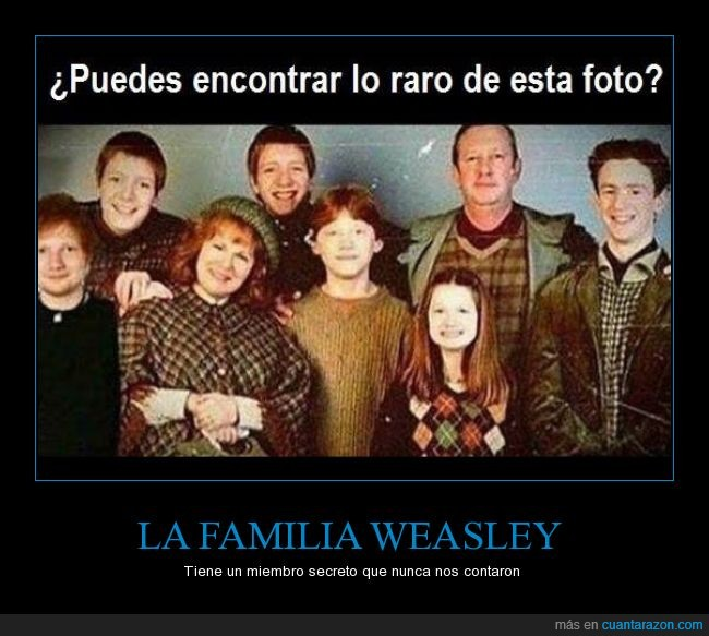 familia_weasley