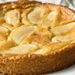 Receta, tarta de manzana
