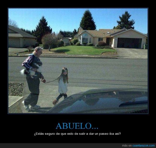 a b c abuelo