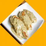 Receta del pollo al queso