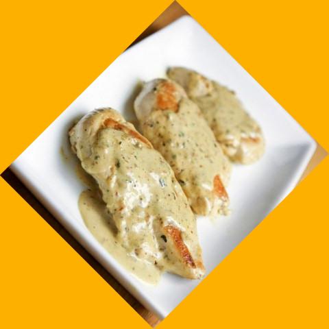 pollo-queso