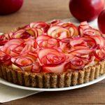 Tarta de manzana Laura
