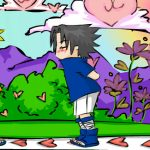 Juego de besar a Naruto