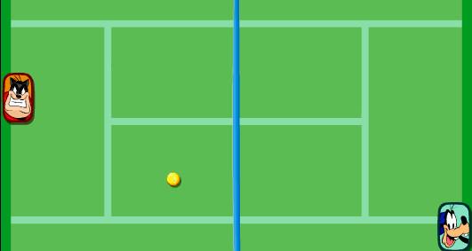 juego-tenis-personajes-disney