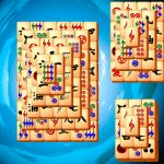 Juego del mahjong, Naturo