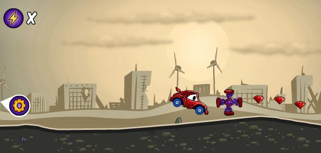 juego coches comedores