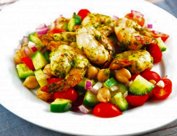 ensaladas-frutas-mar-garbanzos