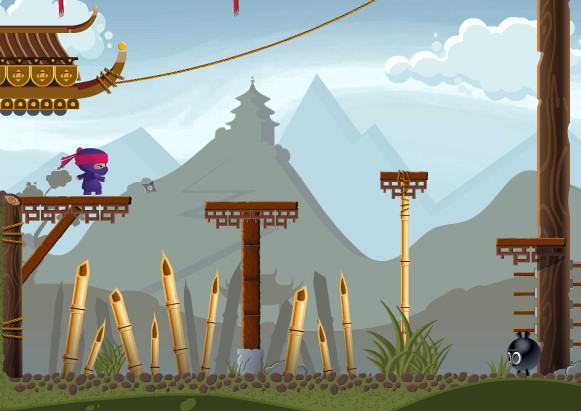 juego isla ninja