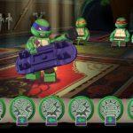 Juego de las tortugas ninjas