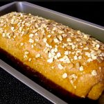 Pan de avena casero