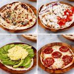 Masa para pizzas de yogur y harina