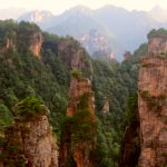 Zhangjiajie, el paraíso que inspiró a Pandora